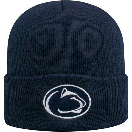 Men's Russell Navy Penn State Nittany Lions Team Cuffed Knit Hat - OSFA ()