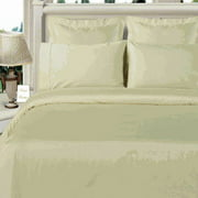 Ivory Full/Queen size 100% Bamboo 4pc Comforter Cover Set