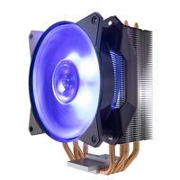 MasterAir MA410P 4 CDC Heat Pipes CPU Air Cooler