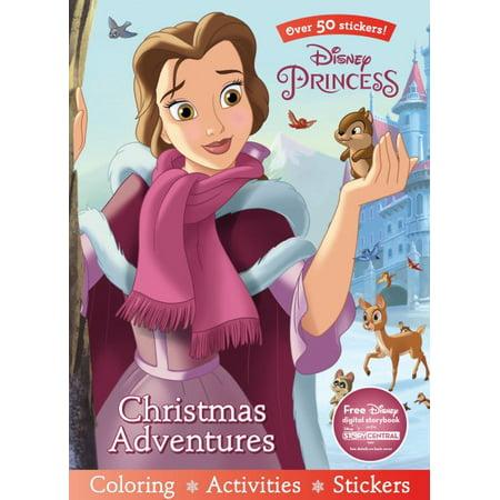 Disney Princess Christmas Adventures for $<!---->