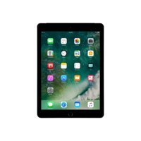 """Apple 9.7-inch iPad Wi-Fi + Cellular - 5th generation - tablet - 128 GB - 9.7"""" IPS (2048 x 1536) - 4G - LTE - space gray"""
