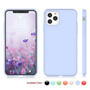 Njjex Cases Cover for 2019 Apple iPhone 11, iPhone 11 Pro, 11 Pro Max, Njjex Soft Silicone Gel Rubber Bumper Phone Case Anti-Scratch Hard Shell Shockproof Protective Case Cover