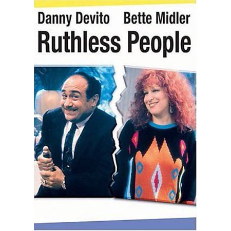 Ruthless People  Danny Devito Dvd 2004
