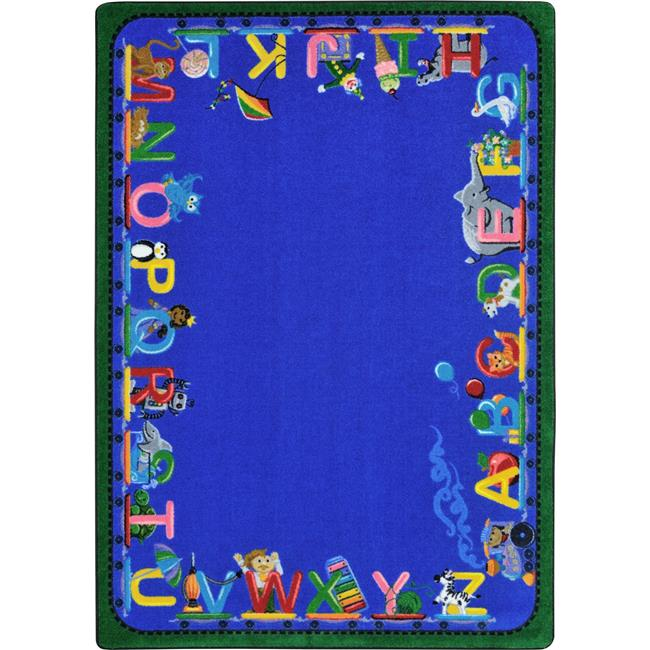 joy carpets 1925g 10 ft 9 in x 13 ft 2 in - Classroom Rug