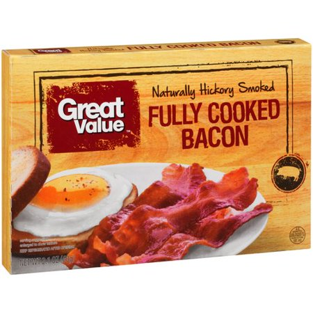 Naturally Hickory Smoked Bacon