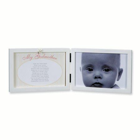 My Godmother 4x6 Photo Frame Religious Baptism/christening/communion Godparent Gifts For Women For Her