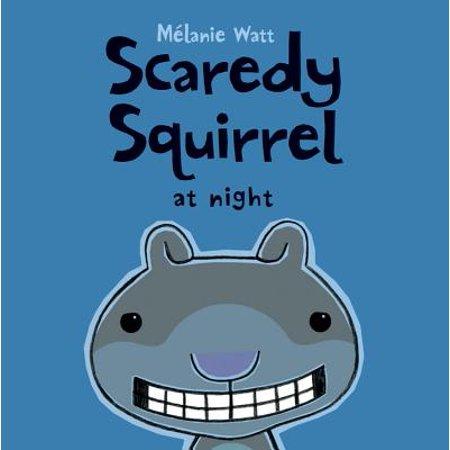 Scaredy Squirrel at Night (Paperback)](Scaredy Squirrel Halloween)