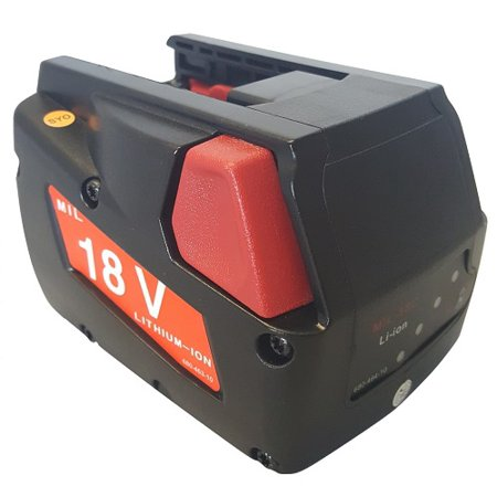 Milwaukee 48-11-1830 V18 18V 3.0 Ah Lithium-Ion Battery Replacement by