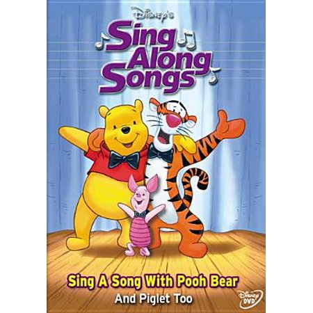 Disney Halloween Sing Along (Disney's Sing Along Songs - Sing a Song With Pooh Bear and Piglet)