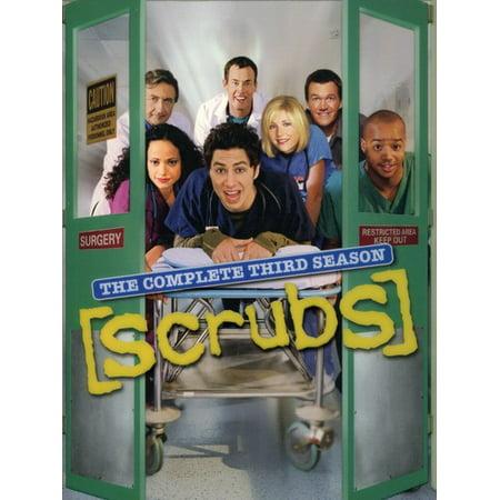 Scrubs  The Complete Third Season