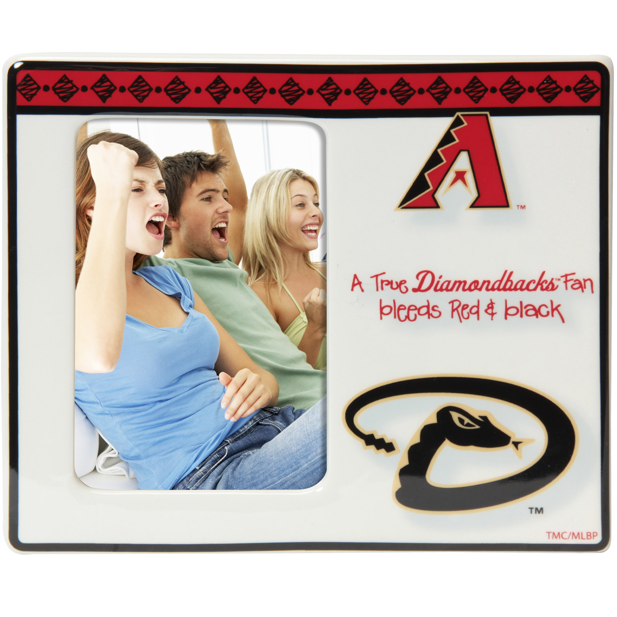 Arizona Diamondbacks True Fan Frame - No Size