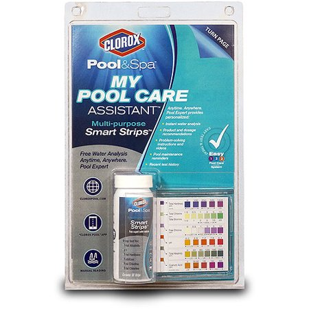 Clorox Pool And Spa My Pool Care Assistant Multi Use Smart Strips