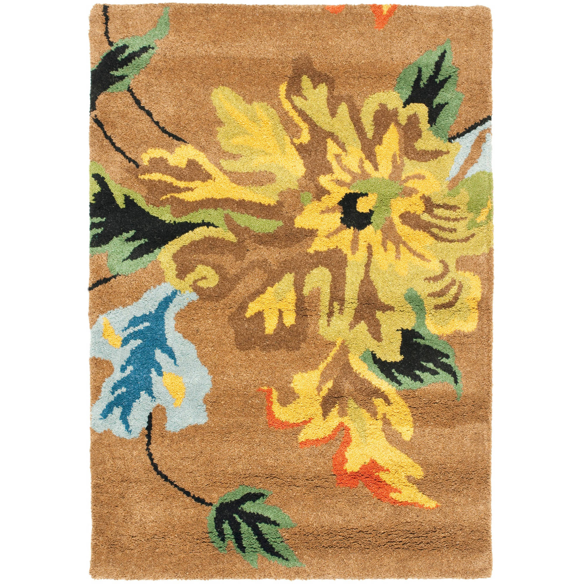 Safavieh Soho Colin Floral Wool Area Rug or Runner
