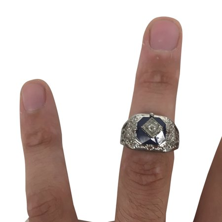 Caroline Forbes Ring Vampire Diaries Daylight Amulet Engagement Wedding Costume - Costume Wedding Jewelry