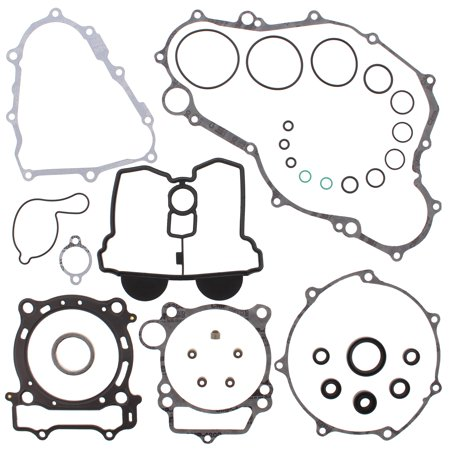 New Complete Gasket Kit w/ Oil Seals Yamaha YFZ450 450cc