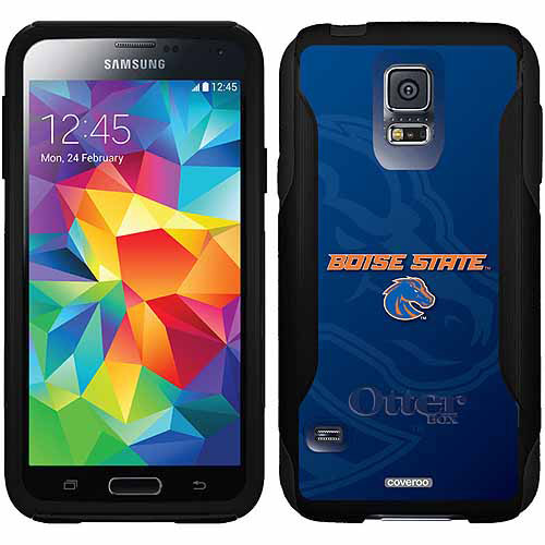 Boise State Watermark Design on OtterBox Commuter Series Case for Samsung Galaxy S5
