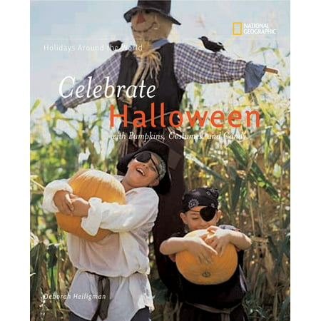 Holidays Around the World: Celebrate Halloween with Pumpkins, Costumes, and Candy - Who Came Up With The Holiday Halloween