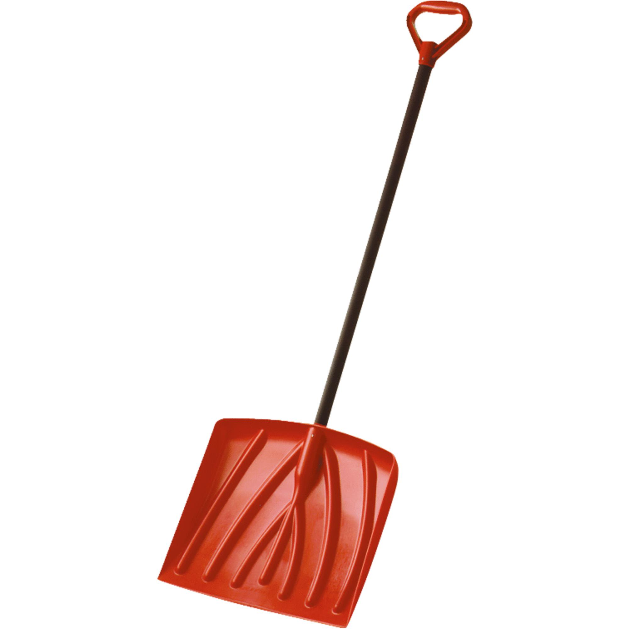 Suncast SK4000 Kid's Snow Shovel with Bright Red Resin Blade by Generic