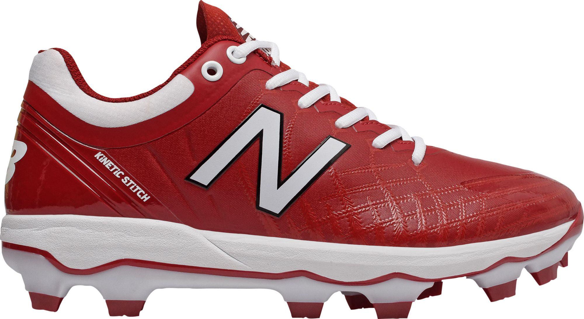 red new balance baseball cleats Online