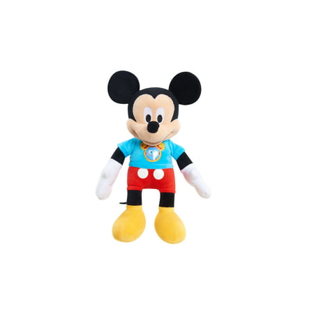 Mickey Mouse Clubhouse Clubhouse Fun Plush - Mickey - Mickey Mouse Themed Food