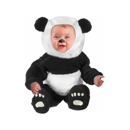 Baby Costume Panda (Baby Classic Panda Bear)