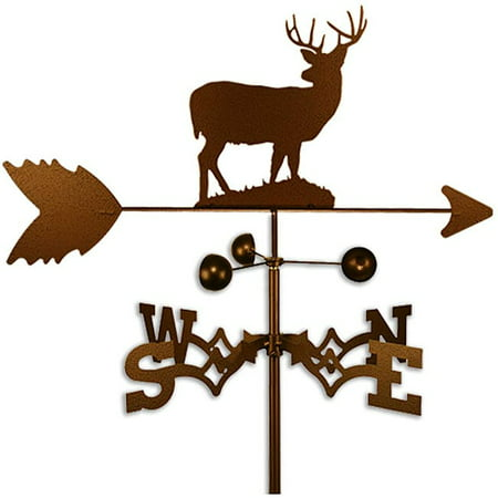 SWEN Products Inc Handmade Deer Buck Weathervane