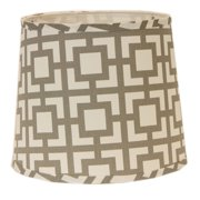 10'' Linen Drum Lamp Shade