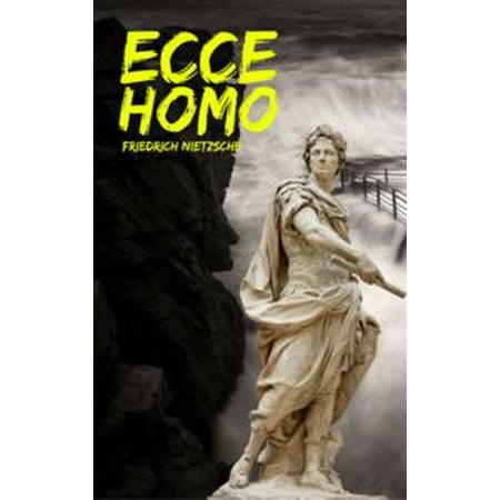 Ecce Homo (Italiano) - eBook