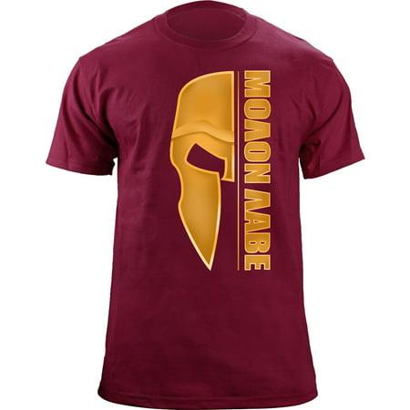 Original Molon Labe Spartan Helmet T-Shirt