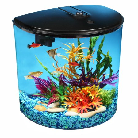 Hawkeye 3.5-Gallon Aquarium Starter Kit ()
