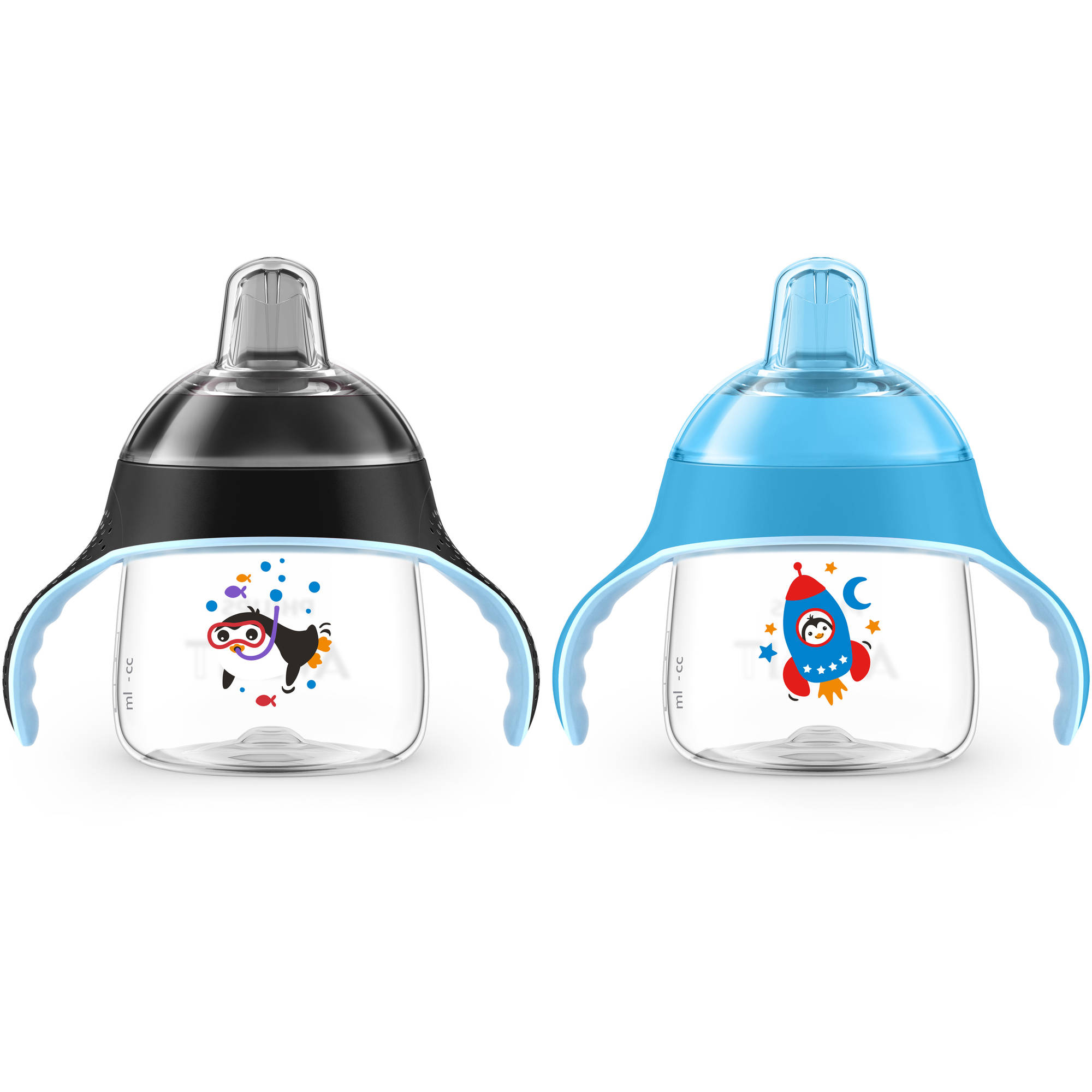 Philips Avent My Little Sippy Cup Hard Spout - 2 pack