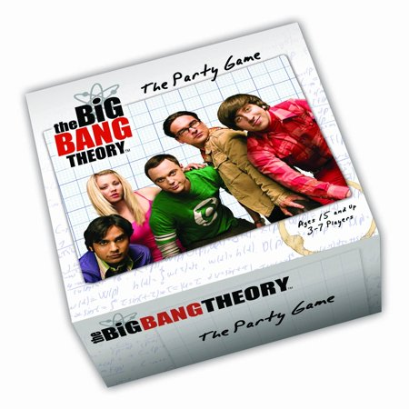 The Big Bang Theory: The Party Game, For 3 to 7 players By Cryptozoic Entertainment Ship from US - Halloween Music Theory Games