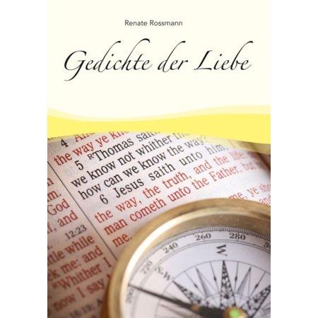 Gedichte Der Liebe Ebook