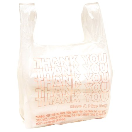 Member Mark Small T Shirt Carry Out Bags 2 000 Count