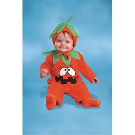 Costumes For All Occasions DG1705W Lil Pumpkin Pie 3 12 Months - image 1 of 1