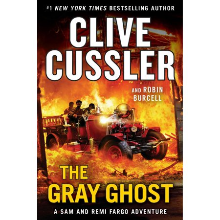 The Gray Ghost - eBook (Best Ghost Novels For Adults)
