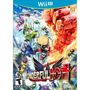 Nintendo WUPPACME The Wonderful 101 (Nintendo Wii U, 2013)