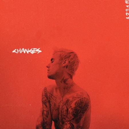 Justin Bieber - Changes - CD