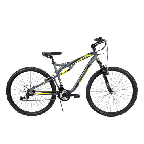 Huffy 27.5 in. Tocoa Mens Dual Suspension Mountain Bike