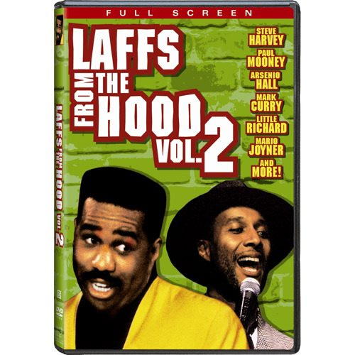 Laffs From The Hood, Vol. 2 (Full Frame)