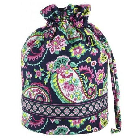 Vera Bradley Ditty Bag Petal Paisley