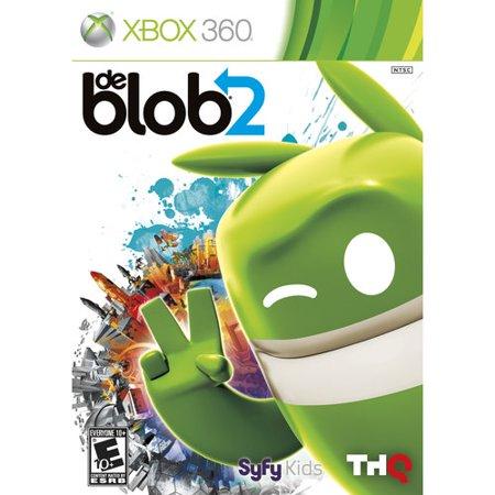 De Blob 2 (Xbox 360) - Halloween De Juegos Gratis