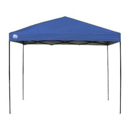 157379 10 x 10 ft. Base On The Shade Tech II Instant Blue