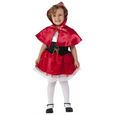 Lil Red Riding Hood Child Costume - Medium