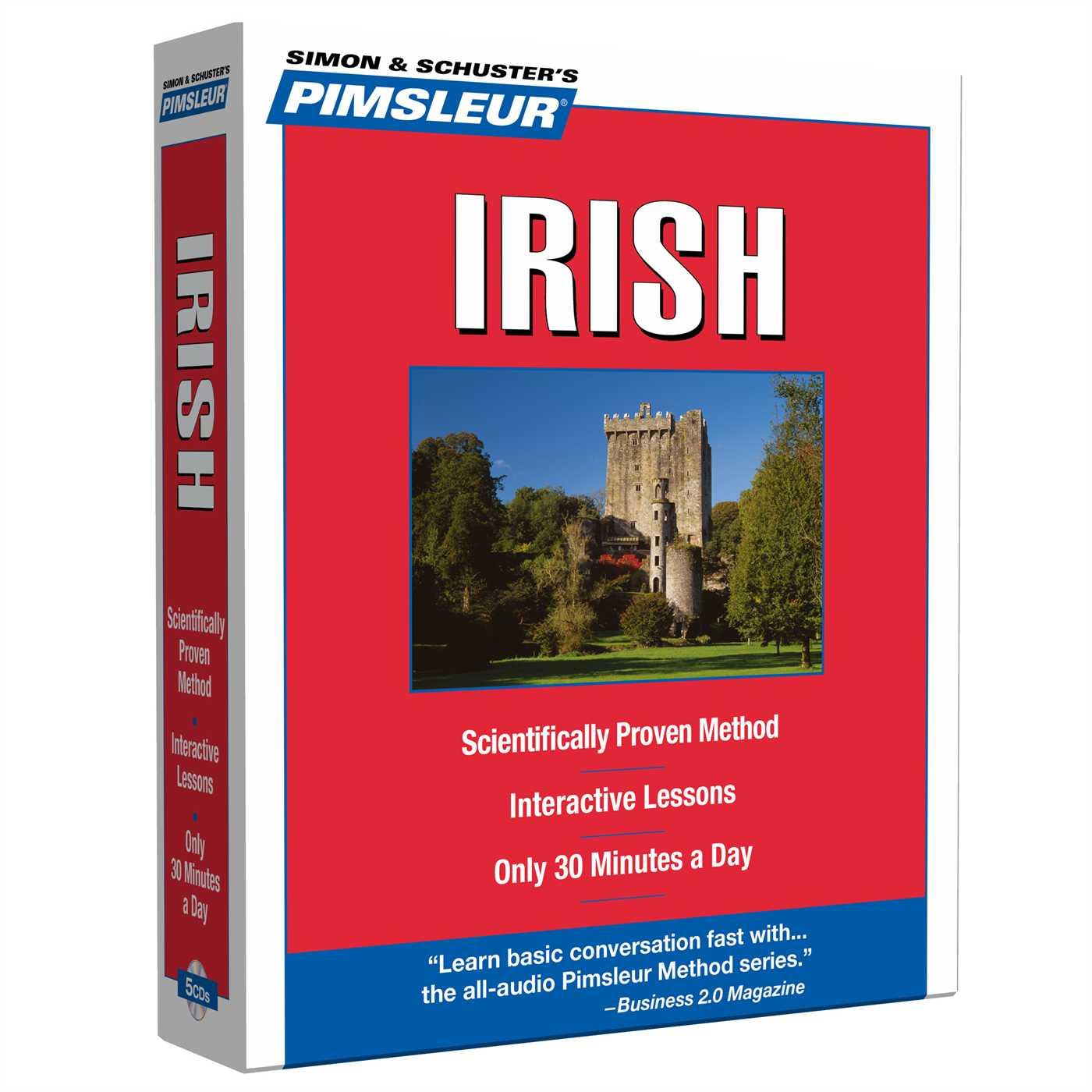Irish, Compact