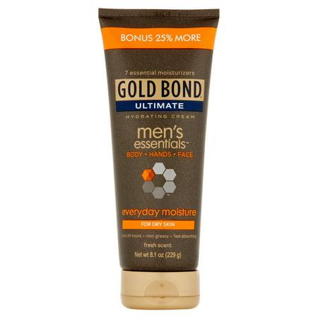 Gold Bond Ultimate Men S Everyday Lotion 8 125oz Bonus