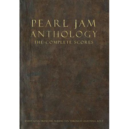 Pearl Jam Anthology - The Complete Scores : Deluxe Box - Complete Jam