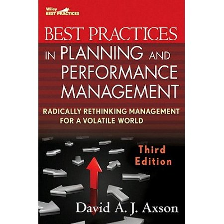 Best Practices in Planning and Performance Management - (Succession Planning Best Practices)