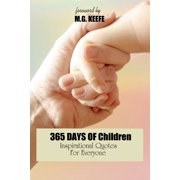 365 Days of Children: Inspirational Quotes for Everyone - eBook