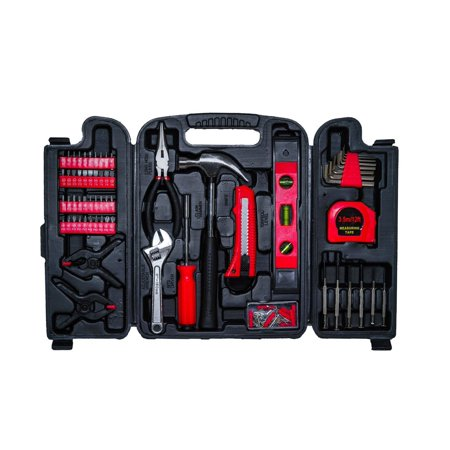 - Super Tools 148 Pieces Household Tool Set